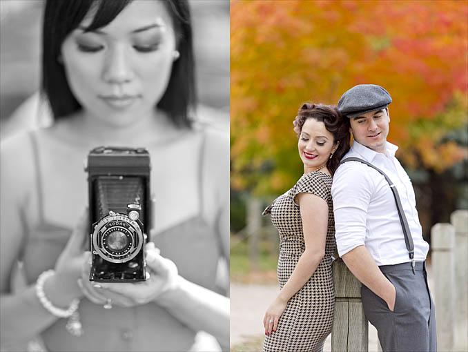 Engagement Vintage
