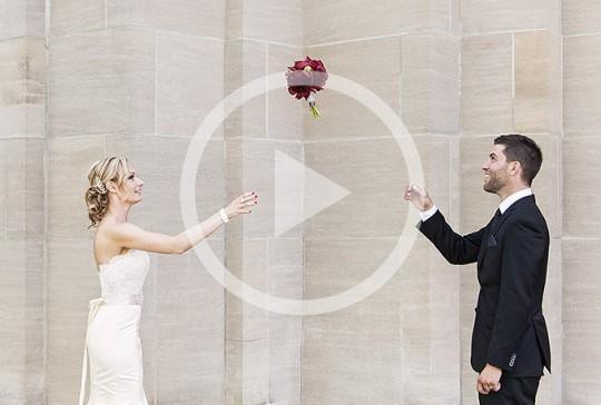 Elizabeth + Daniel Highlights / Liberty Grand