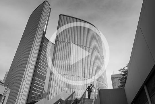 Jenny + Johnny Highlights / Shangri-La Toronto